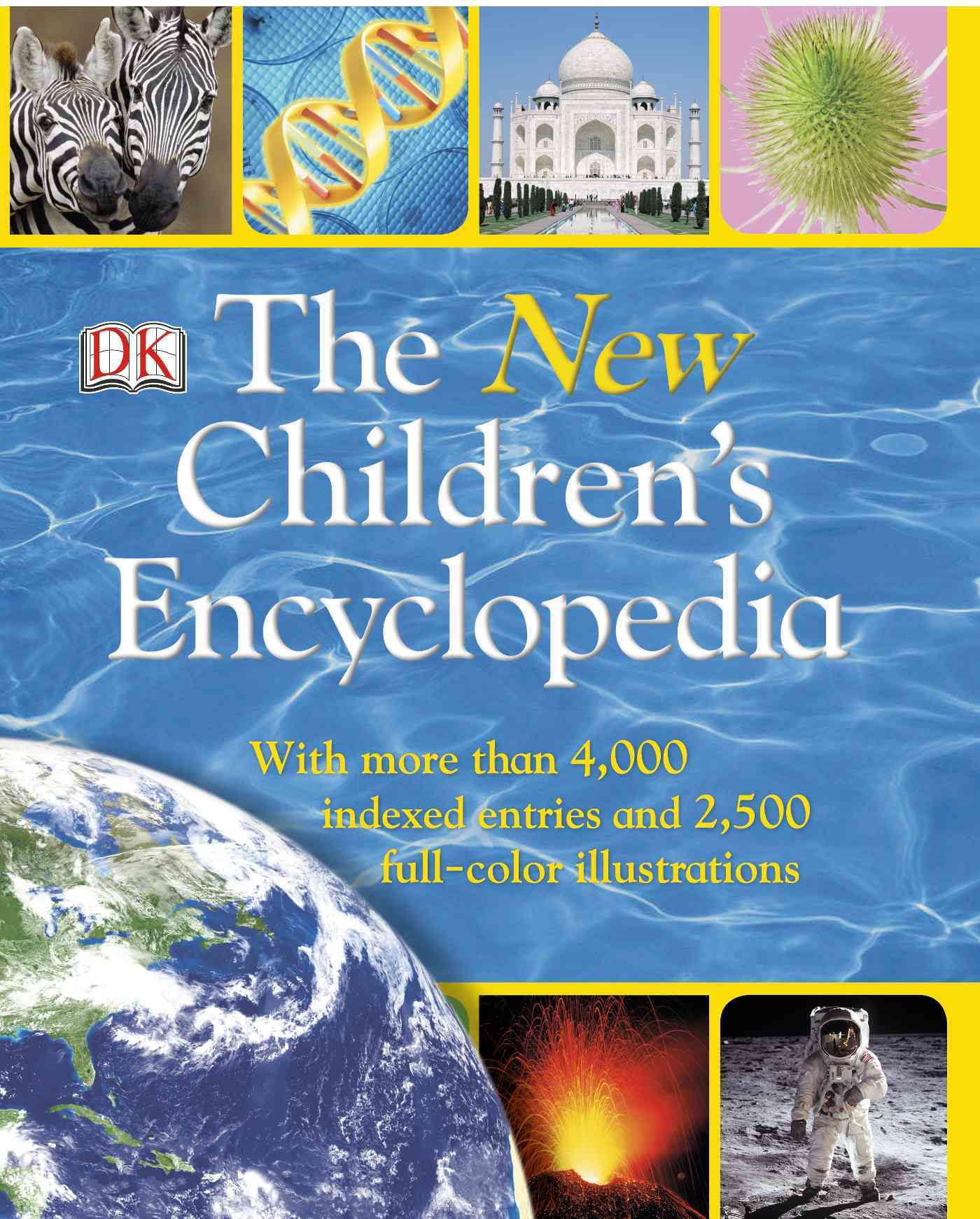 The New Children's Encyclopedia By Dorling Kindersley, Inc. (COR)